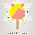 My Muppet Ice Pop - Miss Piggy by Chungkong Art