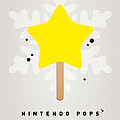 My Nintendo Ice Pop - Super Star by Chungkong Art