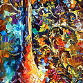 My Old Thoughts 2 by Leonid Afremov