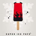 My Superhero Ice Pop - Hellboy by Chungkong Art