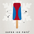 My Superhero Ice Pop - Spiderman by Chungkong Art