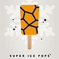 My Superhero Ice Pop - The Thing by Chungkong Art