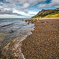 Nant Gwrtheyrn Shore by Adrian Evans