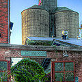 Napa Mill by Bill Gallagher