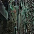 Narrow Street by Jasna Buncic