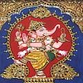 Narthana Ganapathi by Jayashree