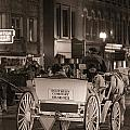Nashville Carriage Ride by John McGraw