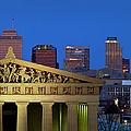 Nashville Parthenon Print by Brian Jannsen