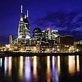 Nashville Skyline by Lucas Foley