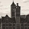 Nashville's Union Station by Dan Sproul