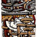 Nassau Junkanoo 2 Print by Philip Slagter