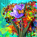 Nature Vs Caos by Gary Grayson