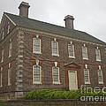 Nelson House Yorktown by Teresa Mucha