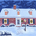 New England Christmas by Mary Helmreich