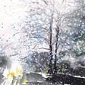 New England Landscape No.222 by Sumiyo Toribe