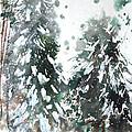 New England Landscape No.223 by Sumiyo Toribe