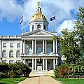 New Hampshire State Capitol by Olivier Le Queinec