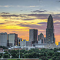 New South Summer Sunset by Brian Young
