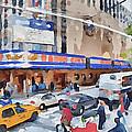 New York 4 by Yury Malkov