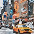 New York 6 by Yury Malkov