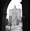New York Arches 1990s Print by John Rizzuto