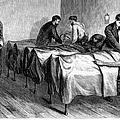 New York: Heatstroke, 1876 by Granger