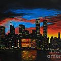New York In The Glory Days by Alexandru Rusu
