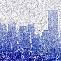 New York Skyline by Jon Neidert