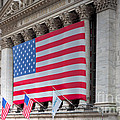 New York Stock Exchange IIi by Clarence Holmes