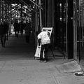 New York Street Photography 26 by Frank Romeo