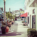 Newport Beach Main Street Balboa Peninsula Picture by Paul Velgos