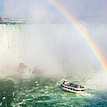 Niagara's Maid Of The Mist by Adam Pender