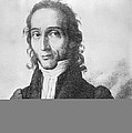 Nicholo Paganini, Italian Violinist by Science Photo Library