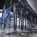 Night Run II by Betsy Knapp