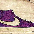 Nike Blazers Purple by Alfie Borg