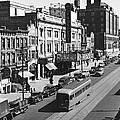 Ninth Street In Brooklyn by Underwood Archives