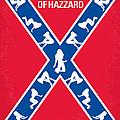 No108 My The Dukes Of Hazzard Movie Poster by Chungkong Art