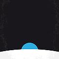 No151 My Apollo 13 Minimal Movie Poster by Chungkong Art