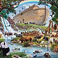 Noahs Ark - The Homecoming by Steve Crisp