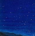 Nocturnal Landscape by Francois-Louis Schmied