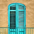 Nola Balcony by Brenda Bryant