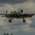 North American B-25j Mitchell by Puget  Exposure