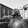 North Park College Nyvall Hall Sculpture by University Icons