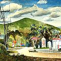 Nostalgia Arcadia Valley 1985  by Kip DeVore