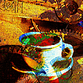 Nothing Like A Hot Cuppa Joe In The Morning To Get The Old Wheels Turning 20130718 by Wingsdomain Art and Photography