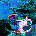 Nothing Like A Hot Cuppa Joe In The Morning To Get The Old Wheels Turning 20130718p168 by Wingsdomain Art and Photography