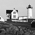 Nubble Lighthouse by Will Gunadi