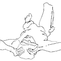 Nude_male_drawings-22 by Gordon Punt