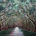 Oak Avenue by Anastasiya Malakhova