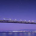 Oakland Bay Bridge by Aged Pixel